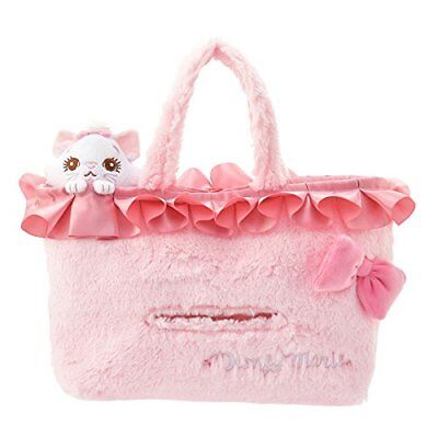 Disney Store Japan Aristocats Marie Plush doll Lovely Tissue Box Cover Case pink