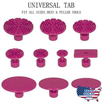 Universal Paintless Dent Removal Pulling Tabs Pro Glue Puller Tabs for Dent Repa