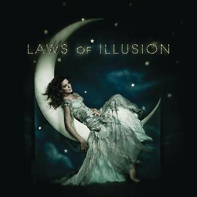 SARAH MCLACHLAN – Laws Of Illusion - USA Deluxe Ed. CD Album + DVD - *LIKE NEW*