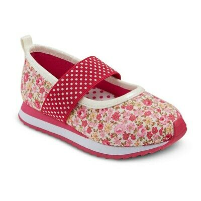 Toddler Girls Just Buds Isla Mary Jane Shoes Sneakers, Pink, Size 10, NWT