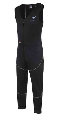 Rukka Outlast Fleece Black Motorbike Motorcycle Base Layer Overall M