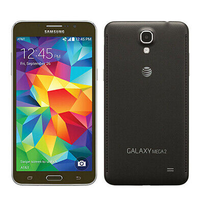"New Sealed 6"" 2+8GB Samsung GAlaxy MeGA_2-G750F, Factory Unlocked Android Phone"