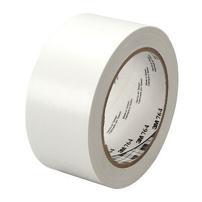 3M General Purpose Wear Resistant Floor Marking Tape Roll, 2 Inches x 36 Yards,