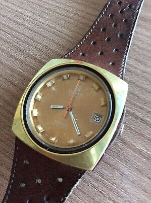 Tissot Sideral Electronic Swiss Esa '70 - Vintage Watch Transistor Spare! Read!