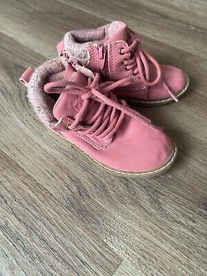 Zara Baby Girl Shoes Boots Size 22 US 6