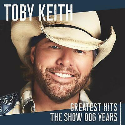 TOBY KEITH GREATEST HITS: THE SHOW DOG YEARS CD (Released October 25th 2019)