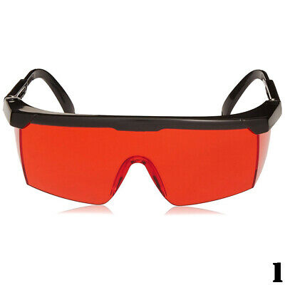Protection Goggles Laser Safety Glasses Green Blue Easy Use Eye Spectacles I5K9