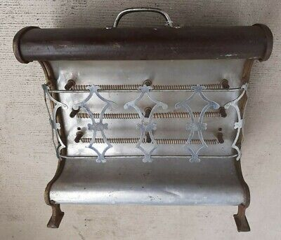 Antique Heavy RENFREW MAJESTIC Electric Heater-Tested - WORKS