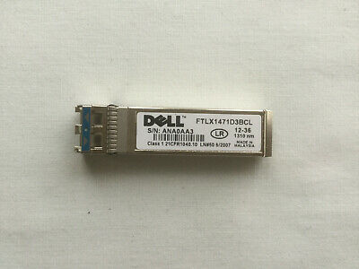 Transceiver TAE WOW Finisar FTLX1471D3BCL 10GBase-LR//LW 10km 1310nm SFP