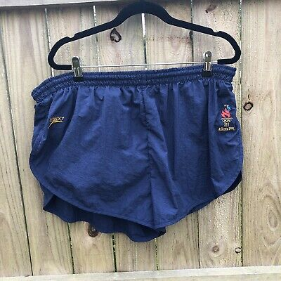 Vintage 1996 Speedo Atlanta 100 Olympics Swim Shorts Size XL