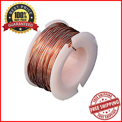 10 & 5 M Enameled Copper Wire Electric Magnetic Coil For Electromagnet Making