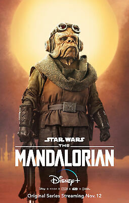 """The Mandalorian ( 11"""" x 17"""" ) Movie Collector's Poster Print - (T4)  B2G1F"""