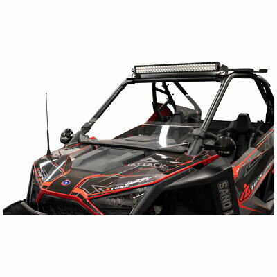 Polaris RZR XP 900 LE Jagged X XP 4 Tusk UTV 2inch Hinged Windshield