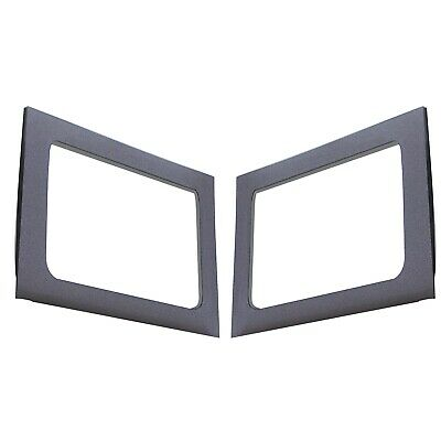 050150 Design Engineering 050150 Sound Deadening Side Window Trim Kit