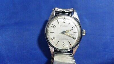 Vintage Westclox 17 jewels A201 Men's Watch