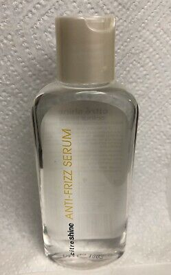 (1) Citre Shine Miracle Anti-frizz Serum 4 Fl OZ Highly Laminating As Pictured
