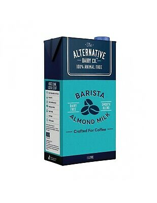 Alternative Dairy Co Barista Almond Milk Uht 1l