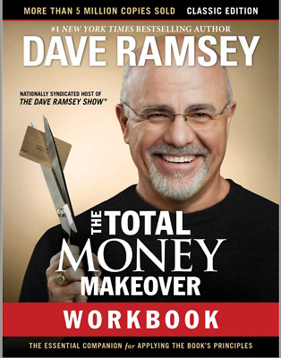 The Total Money Makeover by Dave Ramsey (FAST DELIVERY)
