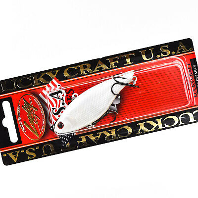 LUCKY CRAFT JAPAN Hagane 70PS Red Belly Pearl