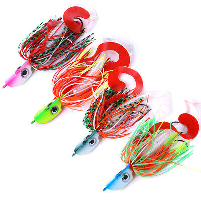 Fishing Barbed Collar Lead Head Jig Hook with Sequin Carp Bait Lure Smtp