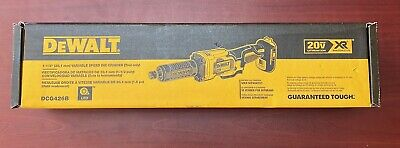 Tool Only DEWALT DCG426B 20V Max Variable Speed Die Grinder
