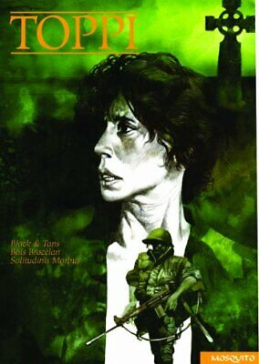 HORS-COLLECTION BLACK AND TANS By Sergio Toppi - Hardcover