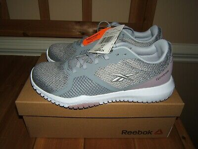 REEBOK Women's Flexagon Force Athletic Memory Tech Shoes sz 8.5 NEW