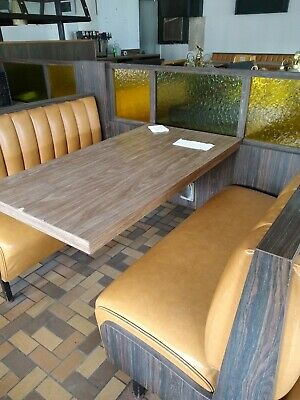 Booths & Tables