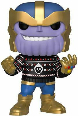 Funko Pop! Marvel: Holiday - Thanos in Ugly Sweater 533 43336 In stock