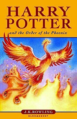 HARRY POTTER AND ORDER OF PHOENIX By J K Rowling **Mint Condition**