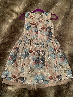Beautiful Girls dress NEXT used in good condition size 12 years