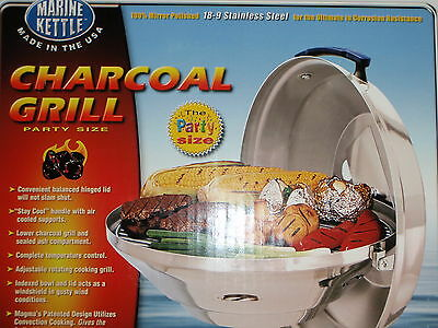Magma 10-070 Marine Kettle Charcoal Grill L-Bracket Assembly