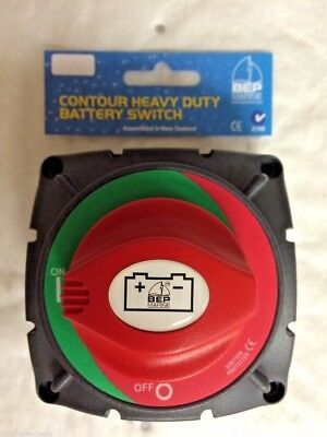 BEP 720 Marine Boat Battery Master Switch 600A