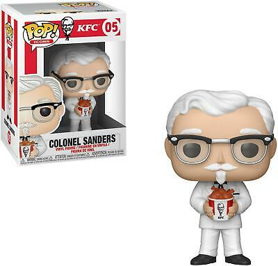 KFC - Colonel Sanders Funko Pop! Animation #05 - New in Box