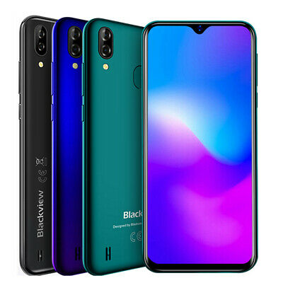 Blackview A60 Pro 3GB+16GB Smartphone Android 9.0 4080mAh 4G Telefono Cellulare