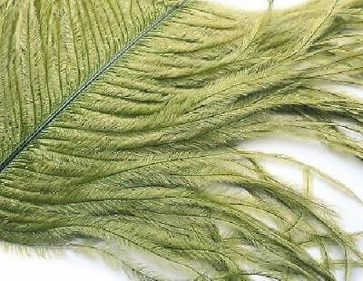Veniard Dyed Ostrich Herl For Fly Fishing Various Colours Available