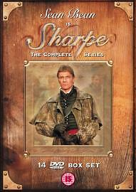 Sharpe: The Complete Series 14-Disc Dvd Sean Bean Brand New & Factory Sealed