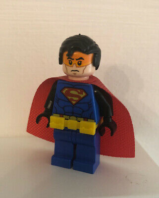 Lego Custom DC Comics Superman Enemies The Eradicator Minifigs