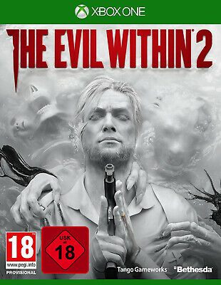 XBOX ONE The Evil Within 2 100% UNCUT inkl. Last Chance DLC NEU&OVP