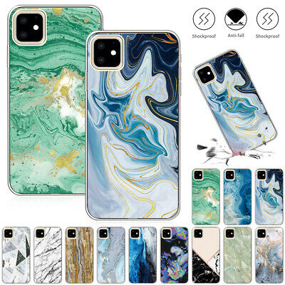 For iPhone 11 Pro Max 6s 7 8 Plus XS XR Case Luxury Silicone TPU Gel Soft Cover