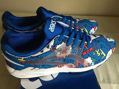 ASICS GEL KAYANO TRAINERS Evo Mens Lace Up Shoes Textile