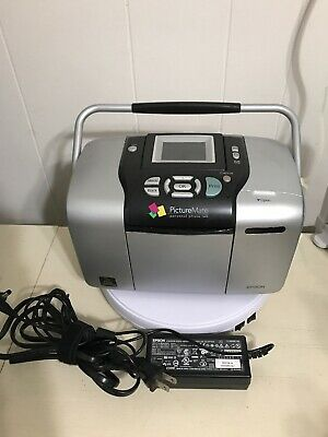 Epson Picture Mate Personal Photo Lab Home Picture Printer Model B351A