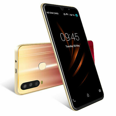 """New Unlocked Android 8.1 Cell Phone Cheap Smartphone For Straight Talk 2SIM 6.0"""""""