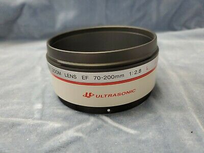 Canon 70-200 MM 2.8 L FRONT RING ASSEMBLY Part NEW