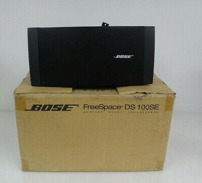 Dents Bose DS 100SE Professional FreeSpace Loudspeaker (Black) w/ Box