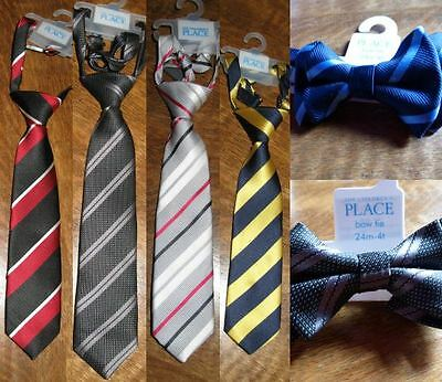 The Children's Place Boys Tied or Bow Tie 6M - 18M, 24M - 4T or 4 7