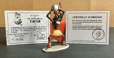 Tintin Rascar Capac the 7 Balls of Crystal 1500 Ex. Pixi 4518 as New