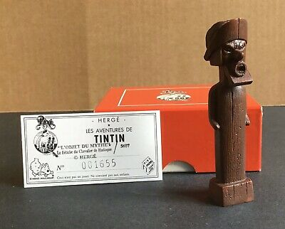 Tintin Object the Myth Fetish Knight of Haddock 1925 Ex. Pixi 5607 as New