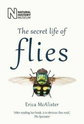 Secret Life Of Flies, Mcalister Erica MINT