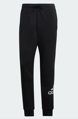 Adidas Sweatpants Mens Medium Authentic Must Haves French Terry Badge of Sport